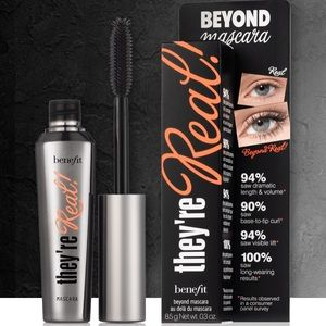 they're real! lengthening mascara - benefit